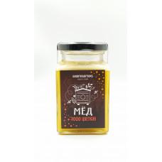 Мёд цветочный, 300г
