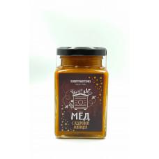 Мёд с кедровой живицей, 300г