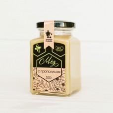 Мёд с прополисом, 300г