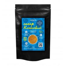 Кокосовый сахар, крафт черный 150г