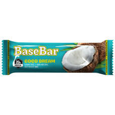 """Батончик """"Base Bar"""" со вкусом Коко Мечта, 60г"""