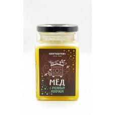 Мёд с пчелиным молочком 2%, 300г