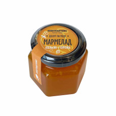 """Десерт медово-мармеладный """"Апельсин+куркума"""", 150г"""