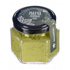 Зеленый чай матча, стекло, 50г