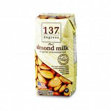ТАЙ Миндальное молоко без сахара 137 Degrees, 180 мл