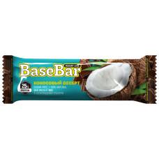 """Батончик """"Base Bar Desert line"""" со вкусом Кокосовый десерт, 50г"""