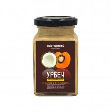 Урбеч из кокоса и ядер абрикоса, 260мл