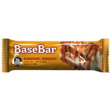 """Батончик """"Base Bar""""  со вкусом Карамельный бисквит, 60г"""