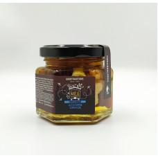 GT Ассорти орехов в меду, 155г