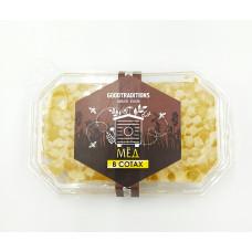 Мед в сотах (пластик), 100г
