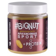 """Арахисовая паста """"Спорт"""" с протеином, 500г"""