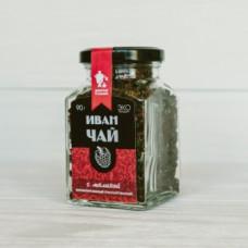 Иван-чай гранулированный с малиной, 80г