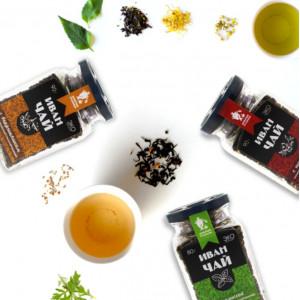 Иван-чай ферментированный, чага чай, травяные чаи